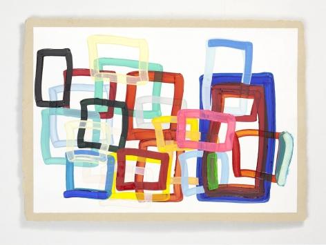 Sharon Louden, Windows, 2016