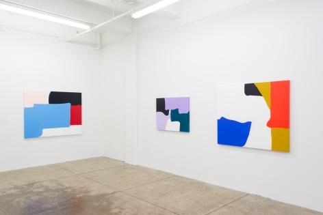 Carolanna Parlato: Catch and Release, 2019, (installation view)