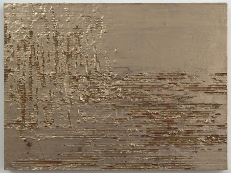 Nancy Lorenz, Moon Gold Cardboard (I) (2013)