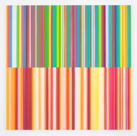 Tim Bavington, Words (Between the Lines of Age), 2014