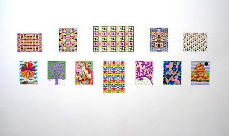 Project Space: Geoffrey Young, January 30 - March 1, 2014