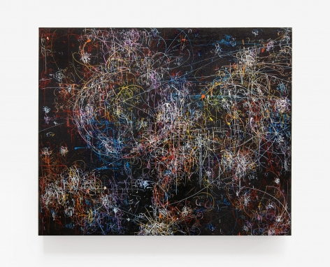 KysaJohnson blow up 279 - the long goodbye - subatomic decay patterns and the Orion Nebula, 2016