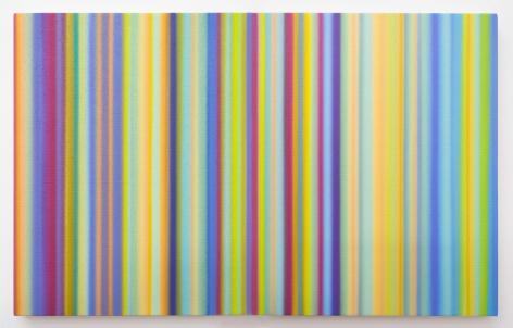Tim Bavington, Costello Painting (Hidden Charms), 2019