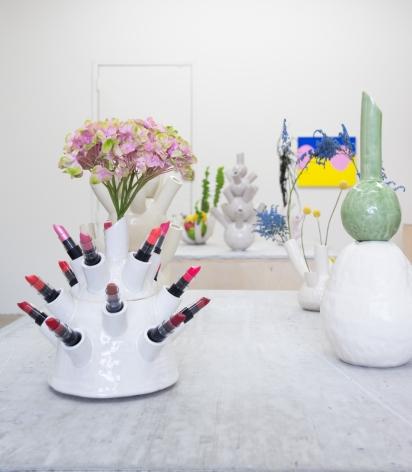 Osamu Kobayashi and Erica Prince, 2018, (Installation view)