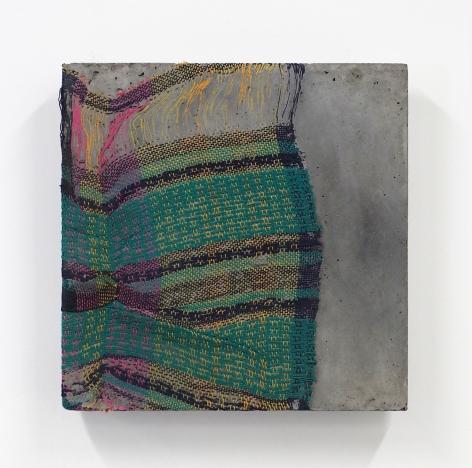 Crystal Gregory, Fold, Enfold, Unfold 02, 2017