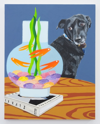 Karen Lederer, Dog and Katz, 2019
