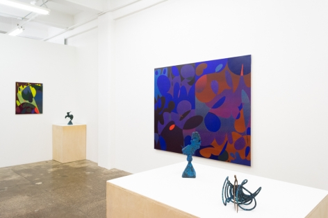 JJ Miyaoka-Pakola and Matthew J. Stone, 2019, (Installation view)