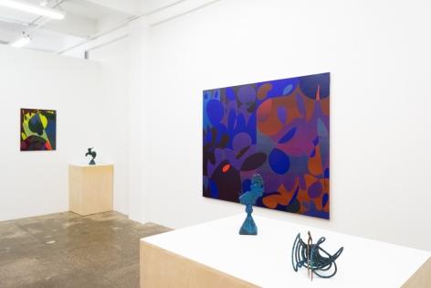 JJ Miyaoka-Pakola and Matthew J. Stone, 2019, (Installation view)