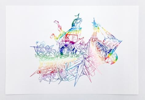 David Rios Ferreira, Untitled, 2020