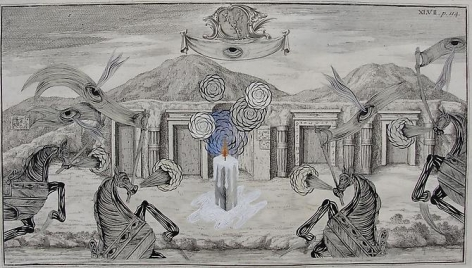 Andrew Schoultz, Tombs of the Unknown (1718-2011)