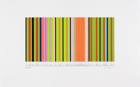 "Tim Bavington, Study For ""Nevertheless"", 2009"