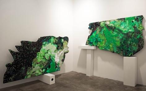 Selena Kimball, Installation View