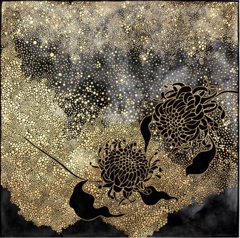 Crystal Liu, the sky, 'smothered', 2015