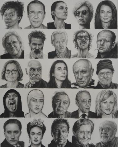 Philip Knoll, Legends of the Art World, Vol.1, 2015
