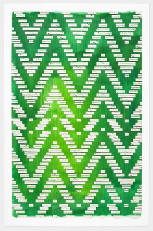 Carly Glovinski, Green Machine, 2018