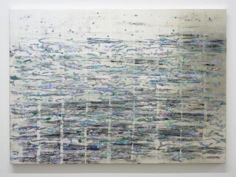 NancyLorenz, Silver Sea, 2012