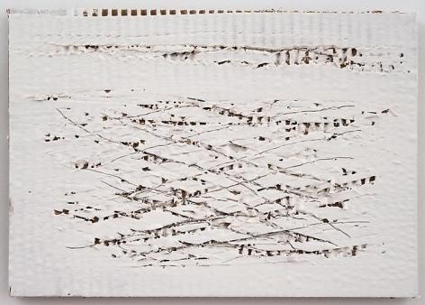 Nancy Lorenz, Untitled Cardboard I (2013)