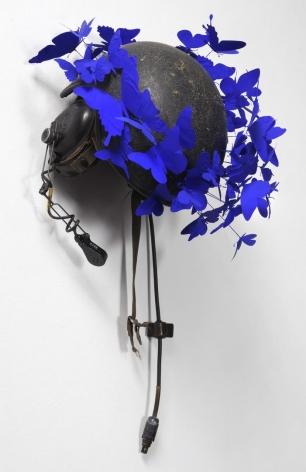 Paul Villinski, Wreath, 2010