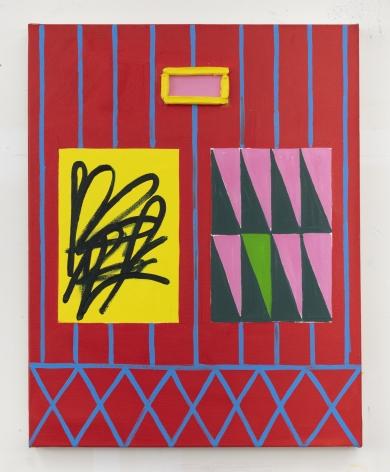 Jason Stopa, A Portrait of Luis Barragn, 2021