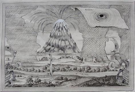 Andrew Schoultz, Ruines Humaines  (1742-2011)