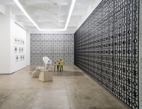 Edra Soto:Casas-Islas | Houses-Islands, 2021, (installation view)