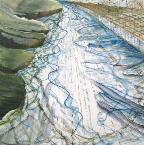 Judith Belzer, Through Lines #31 (2011)