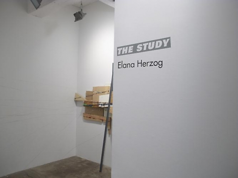 Elana Herzog: Install May 2011