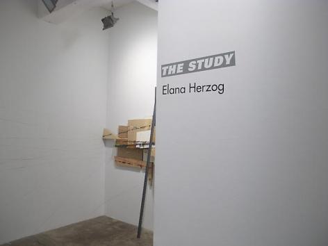 Elana Herzog: Install May 2011