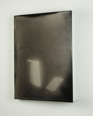 Brittany Nelson, 3D Square with Shadow 4, 2016