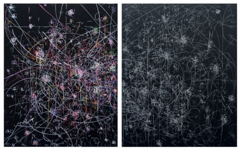Kysa Johnson, blow up 265 - the long goodbye - subatomic decay patterns and young stars in Leo 1, 2015