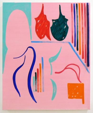 Jason Stopa, Study for Garden Arch, 2020