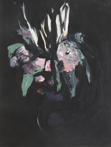 Jenn Dierdorf, Cereus Blooms At Night, 2016