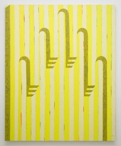 Matt Kleberg, Higher Hand (Lemon), 2018