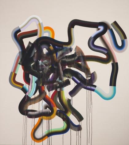 Jeff Perrott, RW (Disintegrates and Collapse), 2016