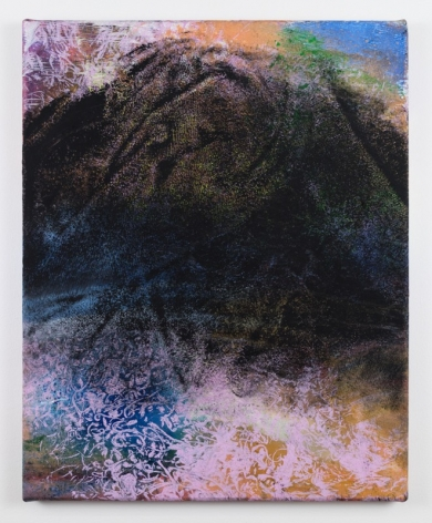 Andrew Schwartz, Impressions (Mountain), 2019