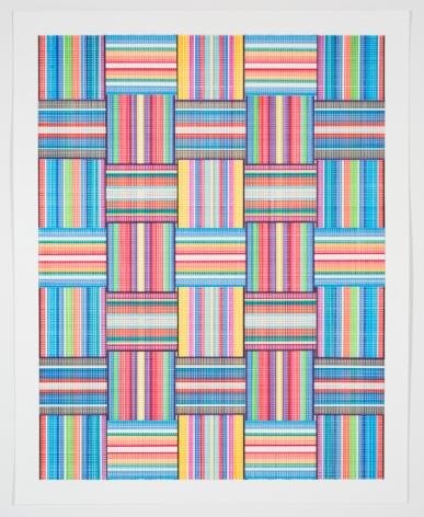 Carly Glovinski, Leisure Weave 19, 2017