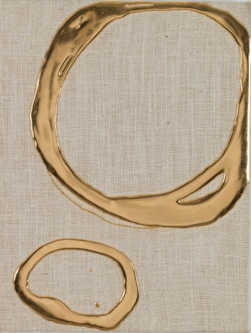 Nancy Lorenz, Au79 Gold, 2015