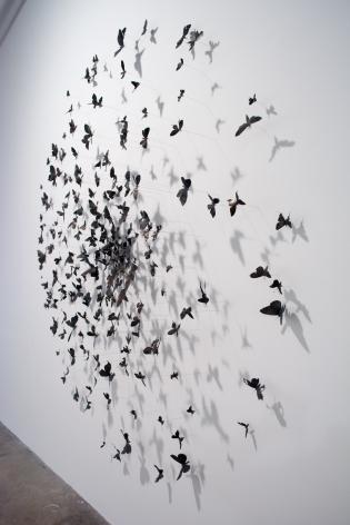 Paul Villinski, Heat, side view,2014