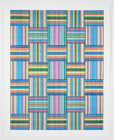 Carly Glovinski, Leisure Weave 18, 2018