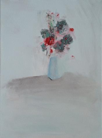 Jenn Dierdorf, Untitled (Flower Portrait), 2016
