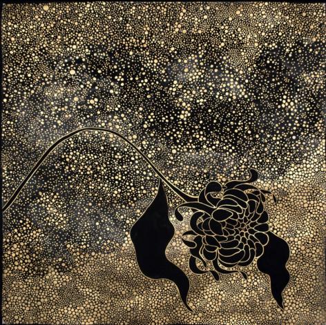 Crystal Liu, the sky, 'too much sometimes', 2015