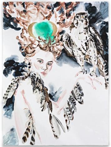 Elisa Johns, Auset, 2017