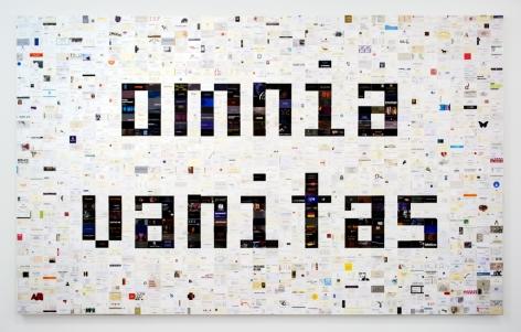 John Salvest, Omnia Vanitas, 2014