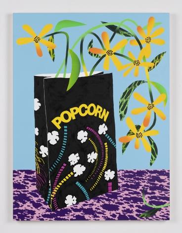 Karen Lederer, Popcorn, 2019