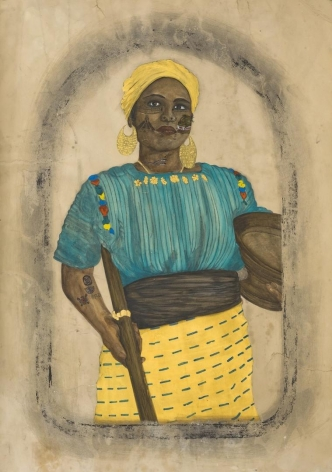 Umar Rashid (Frohawk Two Feathers), Duchess of Guatemala, 2012
