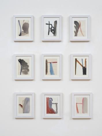 Andrea Belag, Morning Meditations, 2009