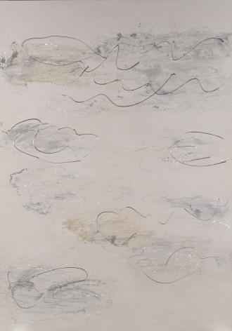 Nancy Lorenz, Ivory Cloud, 2017