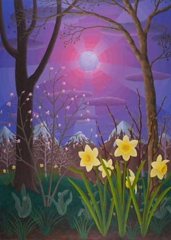 Amy Lincoln, Spring Moonlight