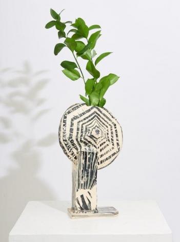 Leah Tacha, Umbrella Vase, 2017