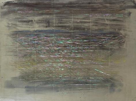 Nancy Lorenz, White Gold Water (2013)